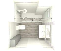 VICEN CABEZA Classic Bathroom NURIA VICENTE